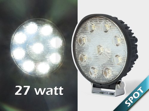 1pc-spot-light-pencil-beam-round-27w-2000lm-high-power-work-light-for-tractor-truck-atv-4wd-off-road
