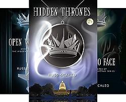 Hidden Thrones (4 Book Series) by  Russ Scalzo Debra Mueller