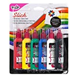 Tulip Washable Slick 3D Fabric Paint Set