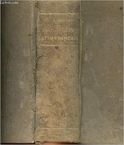 Telecharger un dictionnaire latin francais.