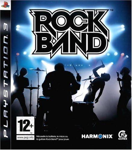 Rock Band - PS3 | Harmonix. Programmeur