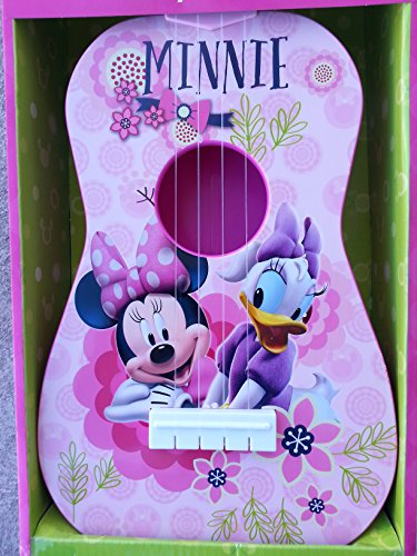 Disney-Minnie-Mouse-Play-Guitar-Pink