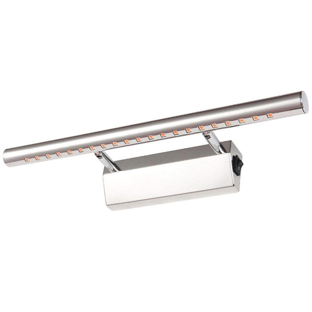 5W LED wasserdichte Badezimmer Beleuchtung Spiegel-Wand-Lampen mit Schalter - kaltes Weiß Farben Vanker