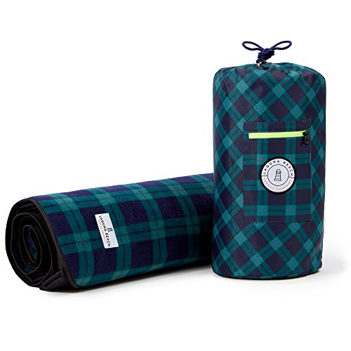 Picnic & Outdoor Blanket by Laguna Beach Textile Co. - Laguna Green