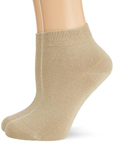 Hudson Dames gebreide sokken Only dubbelpak, 100 denier