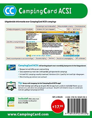 Campingcard ACSI 2020 (ACSI Campinggids): Amazon.es: ACSI: Libros en idiomas extranjeros