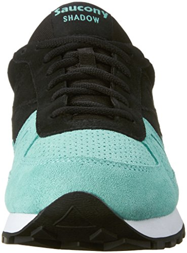 Saucony Shadow Original, Color: Blk/Mnt, Size: 42.5 EU (9.5 US / 8.5 UK)
