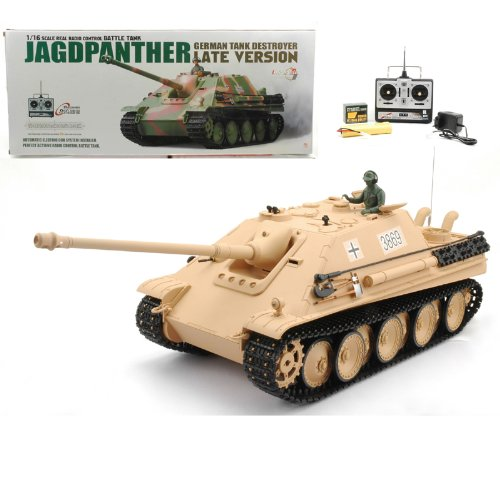 1/16 Scale Jagdpanther German Destroyer Battle Tank -