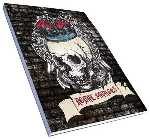 Read Online Legallo Pad - Rebel Rebel - Royal Savages - Medium pdf