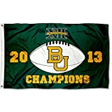 Baylor University 2013 Big 12 Football Champs Flag Large 3x5