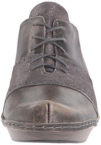 Shoe Gray Women's Besalu Heel Naot Lace Up w8WU1qxa7