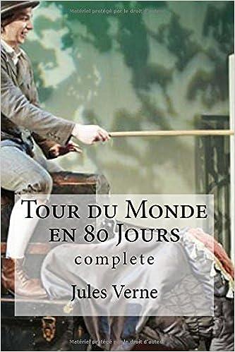 Book Tour du Monde en 80 Jours