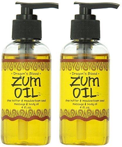Indigo Wild: Zum Body Oil Dragon's Blood 4 Fl. Oz. Set of 2