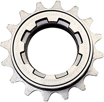 "ACS PAWS 4.1  17T   3//32/"" TEETH NICKEL BICYCLE FREEWHEEL"