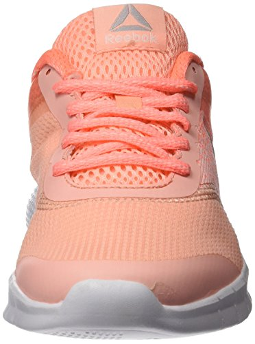 Twist White Sour Run Melon Lite Silver Orange Damen Peach Laufschuhe Reebok Print qvR0Hw8