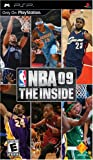 NBA '09 The Inside - Sony PSP