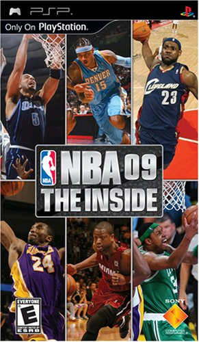 Discover Bargain NBA '09 The Inside - Sony PSP