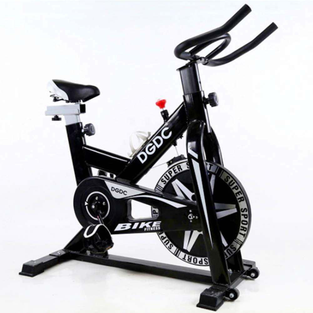WOAIM - Bicicleta de spinning para interiores (vertical, ultra ...