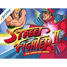 Street Fighter II The Animated Series