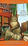 Classified as Murder (Cat in the Stacks Mystery) by  Miranda James in stock, buy online here