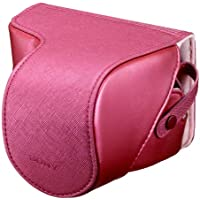 Sony Soft Carrying Case for ALL NEX Series cameras | LCS-EJC3/P Pink