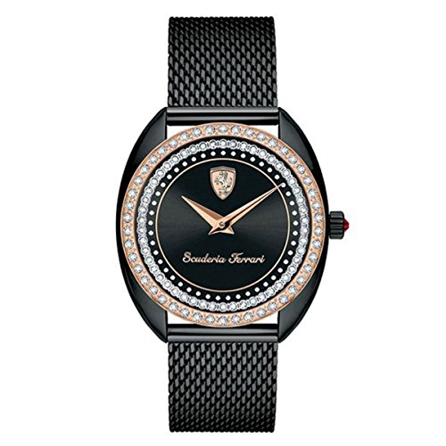 Ferrari Ladies Watch DONNA Analog Fashion Quartz 0820011