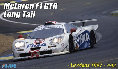 1/24 Real Sports Car Series No.79 McLaren F1 GTR Long Tail Le Mans 1997 # 42 (japan import)