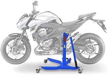 MOTORX Soporte para motos sin caballete central
