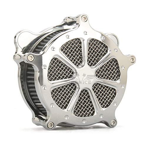 CHROMED AIR CLEANER For harley trike air cleaners flhr flhx fltr air filters 2008-2016,air cleaner softail 2016-2017: