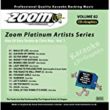 Zoom Karaoke CD+G - Platinum Artists 82: Dire Straits & Chris Rea [UK Import] [Import anglais]