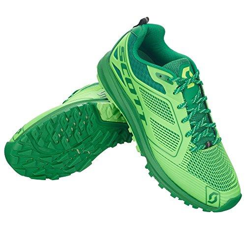 Scott Kinabalu Chaussures de sport Enduro jaune orange 8 vert