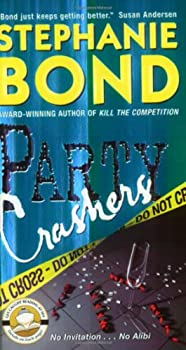 Party Crashers 0060539844 Book Cover