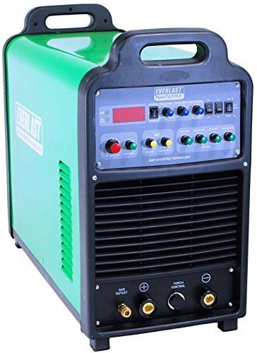Everlast PowerTig 315LX  AC DC TIG Stick Pulse Welder 220/240 Volt Inverter