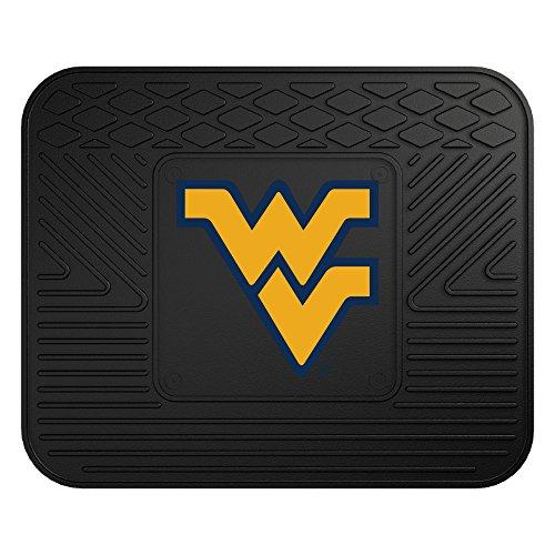Fanmats NCAA West Virginia University Mountaineers Vinyl Utility Mat