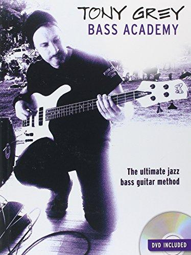 Tony Grey: Bass Academy (Wise Publications) by Tony Grey (6-Feb-2013) Paperback
