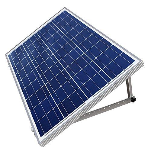 tilting solar panel mount - 1000×1000