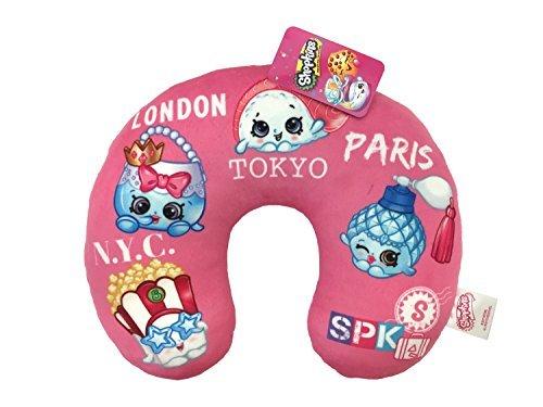 Shopkins Squad Pink Plush 11