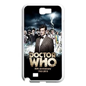 Samsung Galaxy Note 2 N7100 Phone Case Doctor Who