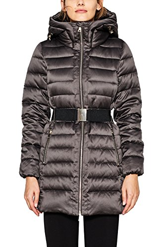 Manteau Collection Femme Gris Dark Grey 020 ESPRIT qv50gw