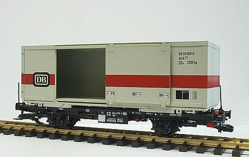LGB Scale Container Car German Federal Railroad