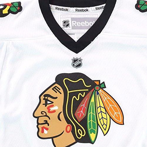 Toddler Chicago Blackhawks Marian Hossa #81 Reebok Textured NHL Jersey T-Shirt