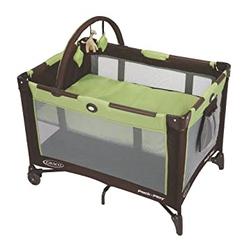 Graco Pack 'n Play On the Go Travel Playard (Go Green)