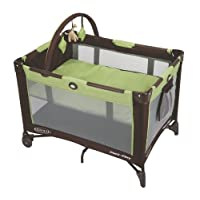 Graco Pack 'n Play On The Go Playard, Go Green