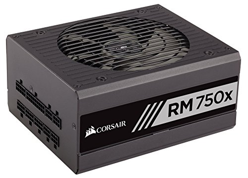 Corsair RMx (2018) 750 W 80+ Gold Certified Fully Modular ATX Power Supply
