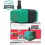 JMD GOLD | Water Lifting Submersible Pump | For Desert Air Cooler | Aquarium | Fountains |18W | 1.8 m