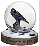 Dark Horse Deluxe Game of Thrones The Three-Eyed Raven Snow Globe