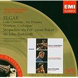 Elgar: Cello Concerto / Sea Pictures / Overture 'Cockaigne'