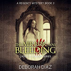 The Mirror Was Bleeding Audiobook