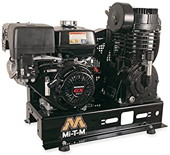 mi-t-m abs-13h-b Base para compresor de aire, 29,0 CFM en ...