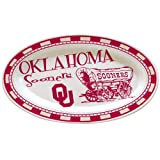 NCAA University of Oklahoma Gameday 2 Ceramic Platter